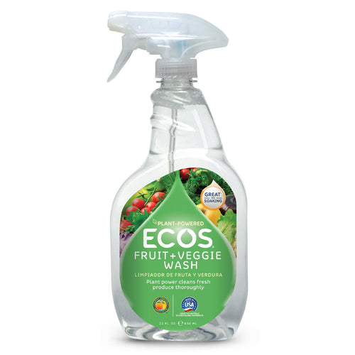 Ecos Fruit and Veggie Wash