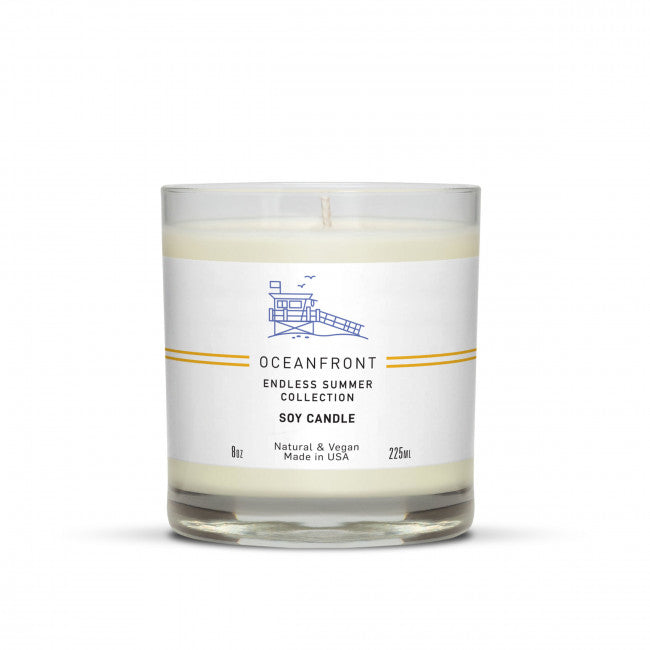 Oceanfront Soy Candle
