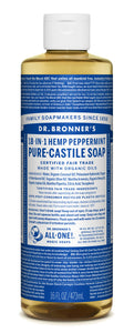 Dr. Bronners Pure Castile Peppermint