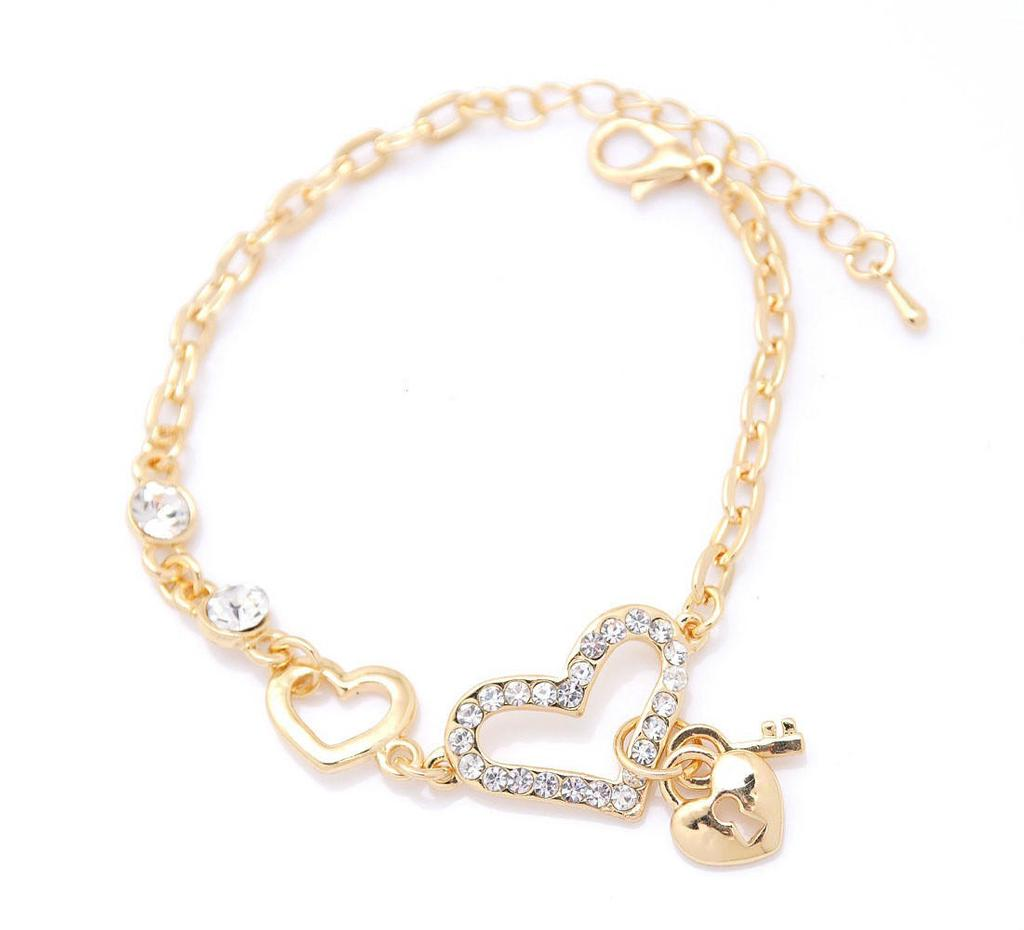 Romantic Heart Bracelets