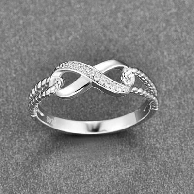 Infinite Wedding Ring