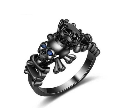 Austrian Gothic engagement Rings-Joya Jewelry