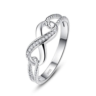 Infinite Wedding Ring-Joya Jewelry