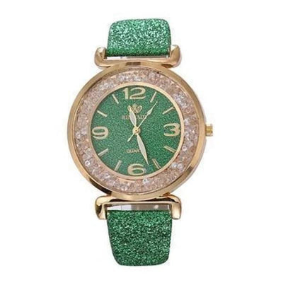 Luxury rhinestone watch-Joya Jewelry