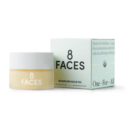 Boundless Solid Oil 8 Faces - ourCommonplace