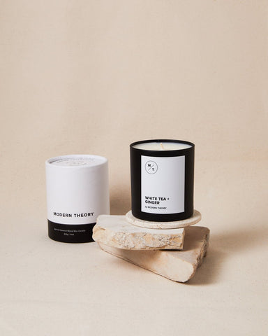 Modern Theory White + Ginger - ourCommonplace