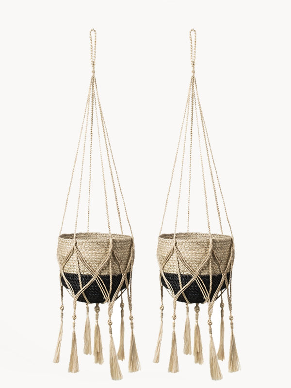 Plant Hanger - Bitan (Set of 2) KORISSA - ourCommonplace
