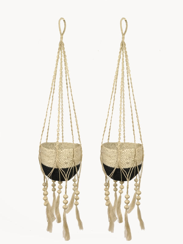 Plant Hanger - Fiora (Set of 2) KORISSA - ourCommonplace