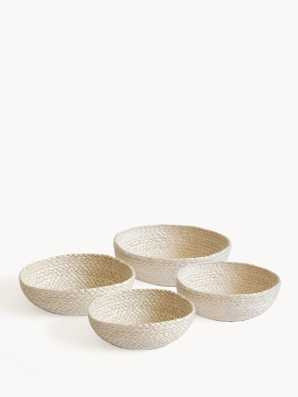 Kata Candy Bowl - White (Set of 4) - ourCommonplace