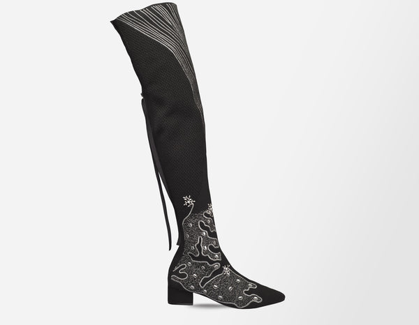 Black Coral / Special Edition Boots - ourCommonplace
