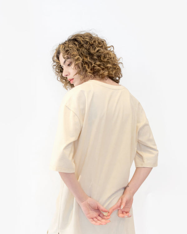 Freestyle Long T-Shirt Blara Organic House - ourCommonplace