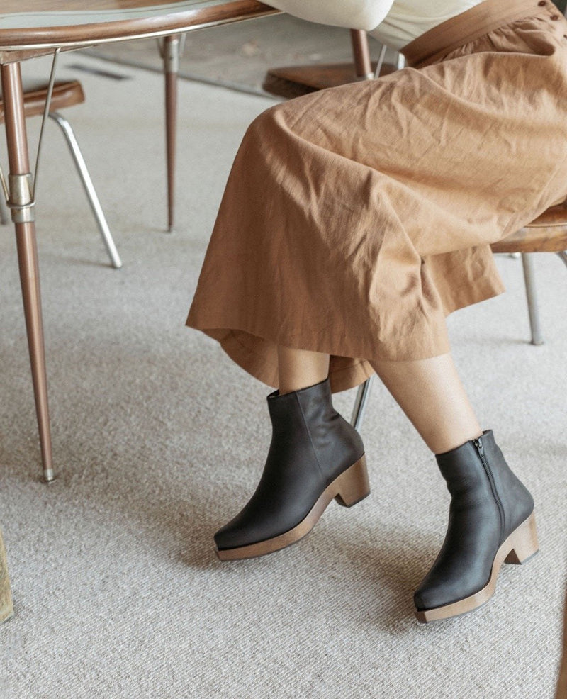 Keep Shearling Clog - ourCommonplace