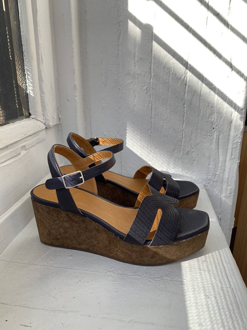 Midwood Wedge Coclico - ourCommonplace