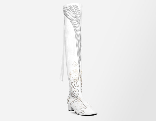 White Coral / Special Edition Boots - ourCommonplace