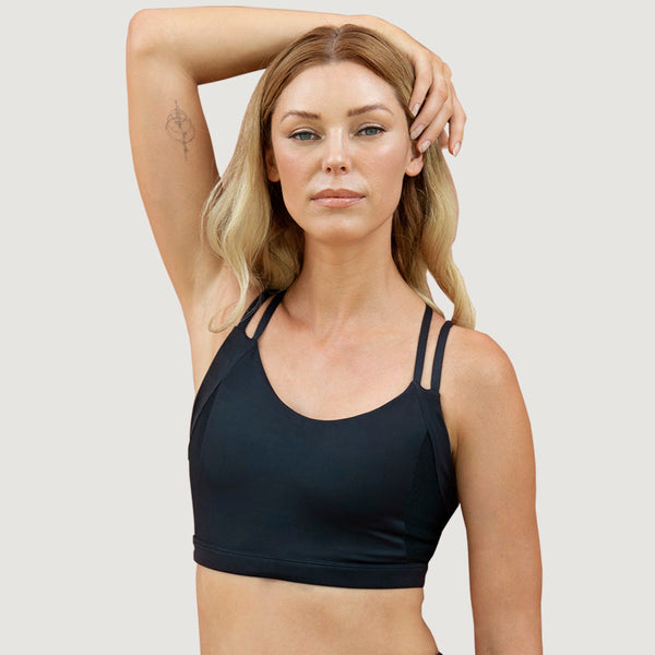 Stockholm ARN - Bra Top - Onyx 1 People - ourCommonplace