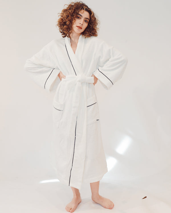 Bath Robe Blara Organic House - ourCommonplace