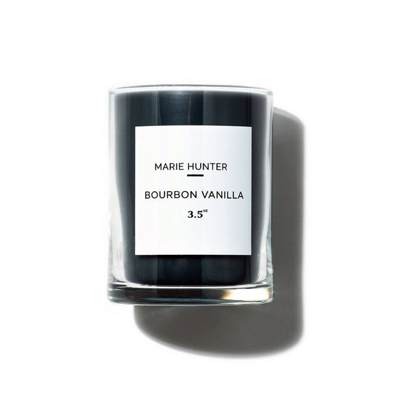 Bourbon Vanilla Signature Candle - ourCommonplace