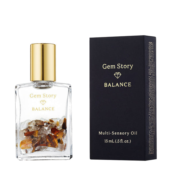 Gem Story Oil - Balance Bios Apothecary - ourCommonplace