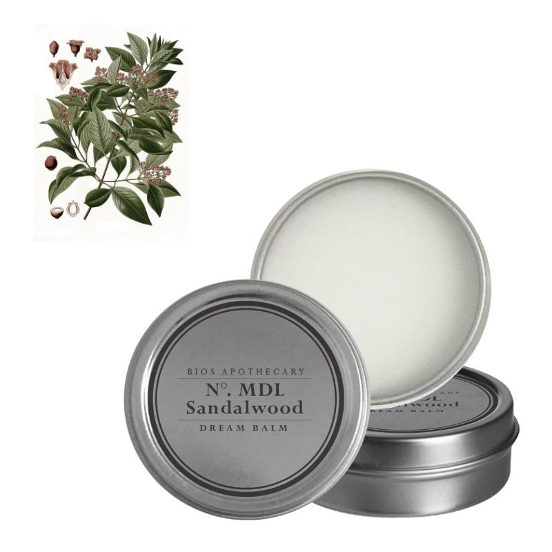 Sandalwood Dream Balm Bios Apothecary - ourCommonplace
