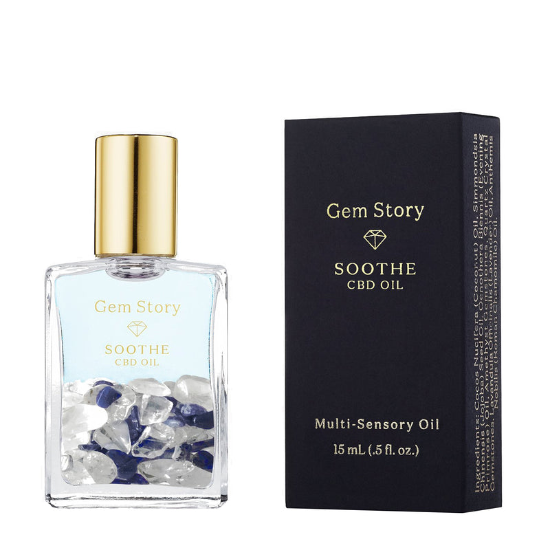 Gem Story Oil - Soothe Bios Apothecary - ourCommonplace