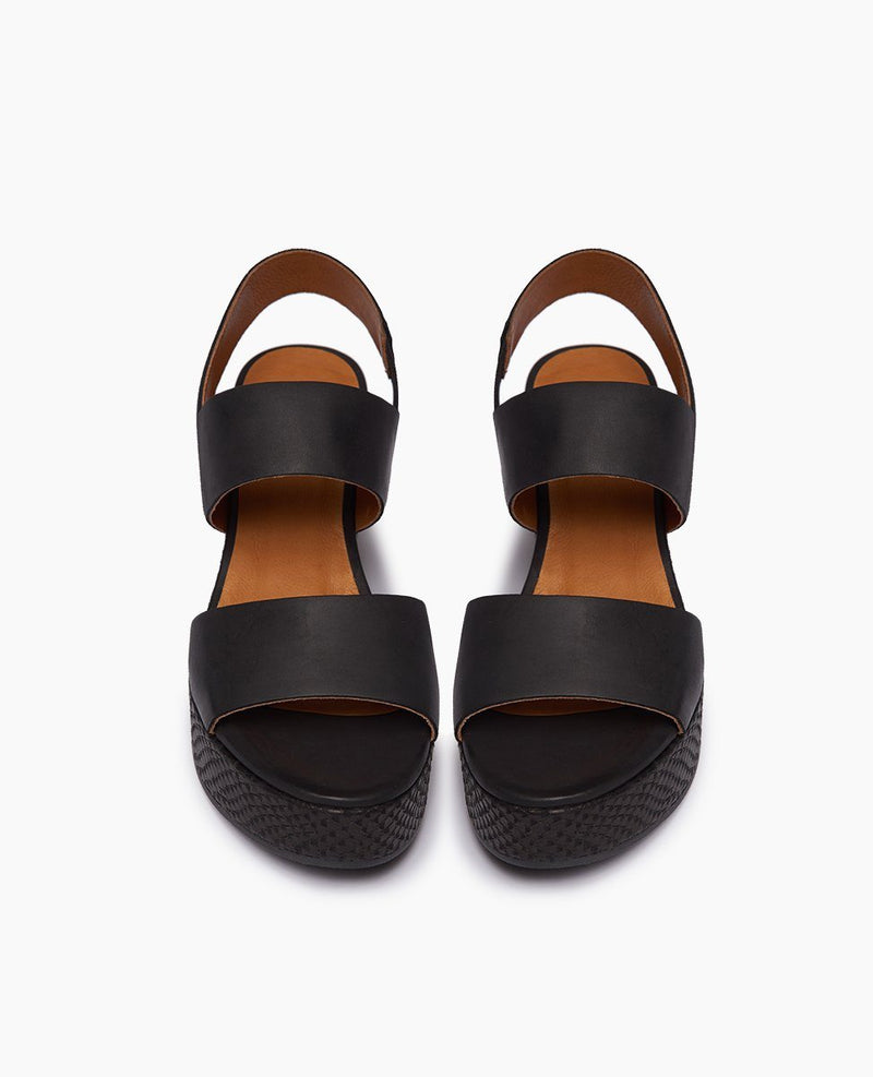 Leonora Wedge Coclico - ourCommonplace