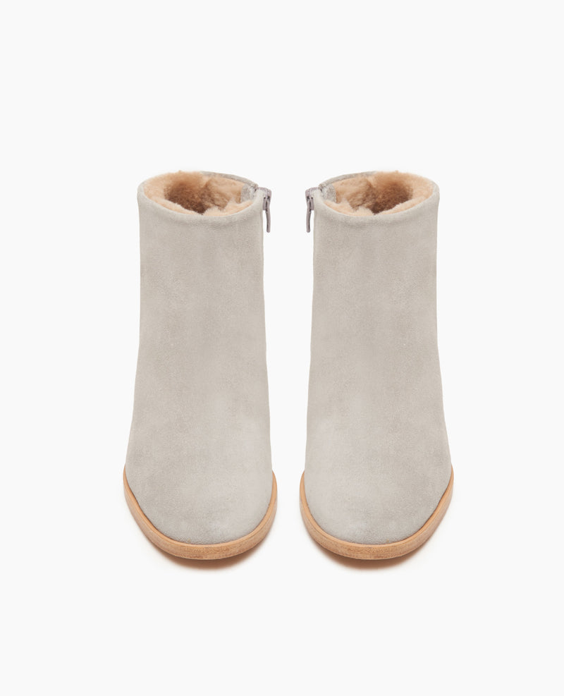 Bobo Shearling Bootie - ourCommonplace