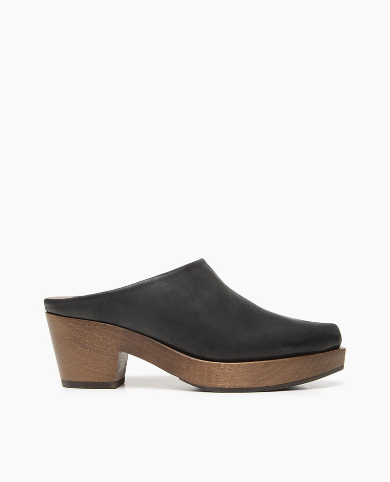 Kera Shearling Clog - ourCommonplace