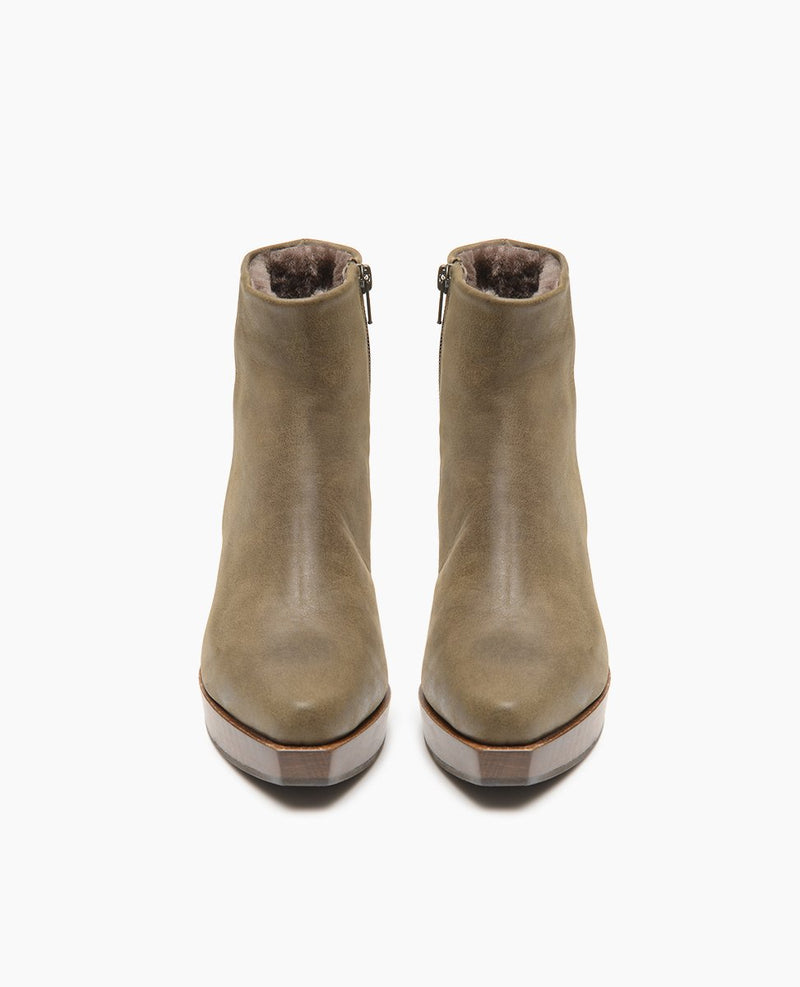 Keep Shearling Clog Coclico - ourCommonplace