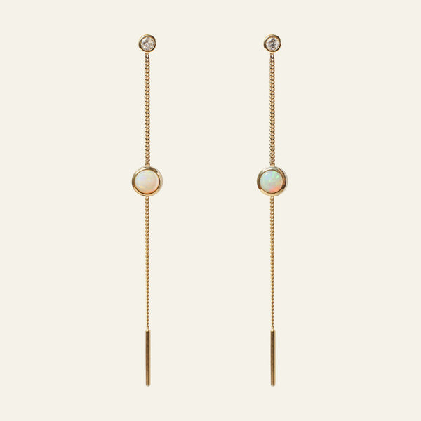 Opal Drip Earrings - ourCommonplace