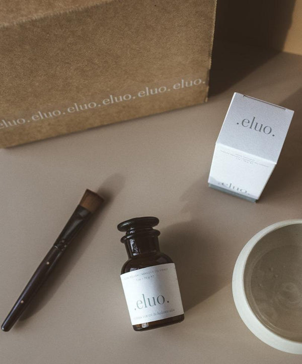 Ritual Set - to blend Eluo Beauty - ourCommonplace