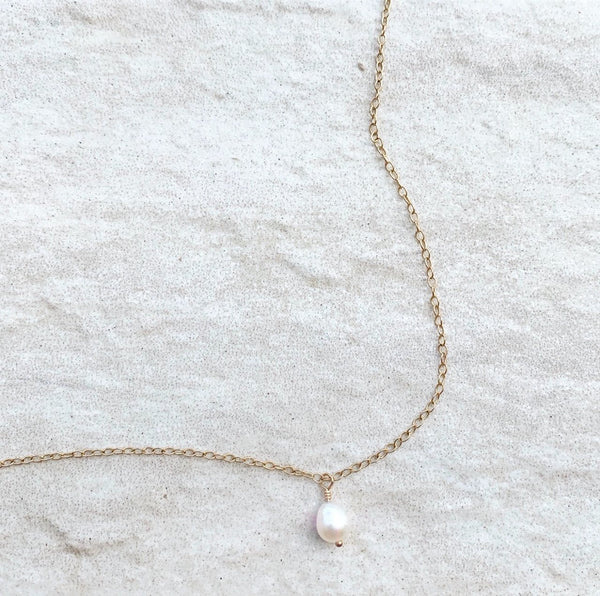 The Aegean Drop Pendant - ourCommonplace