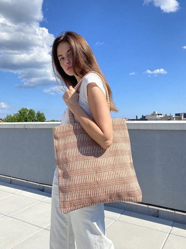 Dobi Daily Bag - Brown KORISSA - ourCommonplace