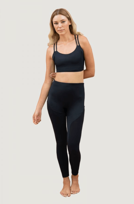 Stockholm ARN - Bra Top - Onyx - ourCommonplace