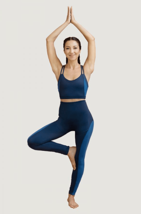 Stockholm ARN - Leggings - Sapphire 1 People - ourCommonplace