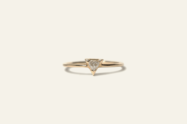Trillium Diamond Ring - ourCommonplace