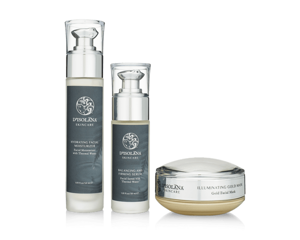 Ultimate Hydration Set D'Isolana - ourCommonplace