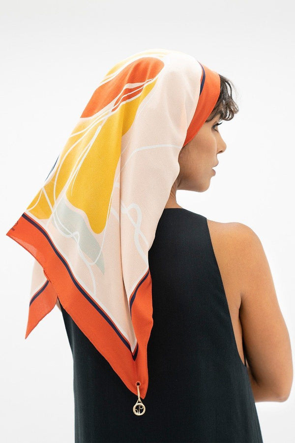 Maya Angelou - Twilly Scarf - ourCommonplace