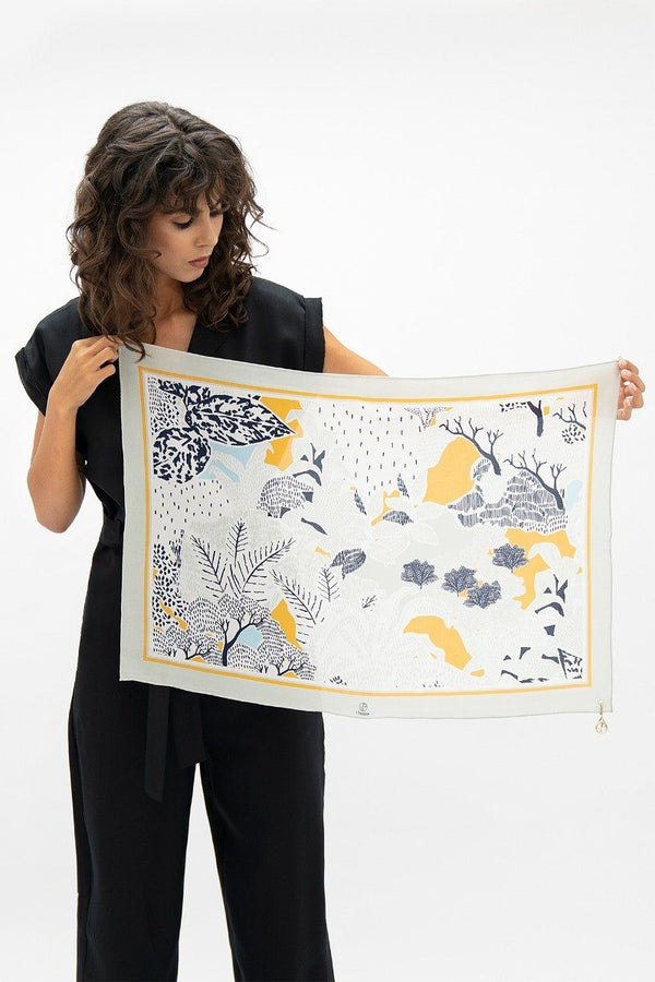 Rachel Carson - Twilly Scarf - ourCommonplace