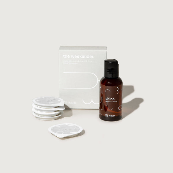 the weekender kit Maude - ourCommonplace