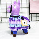 Purple Llama Plush Toy