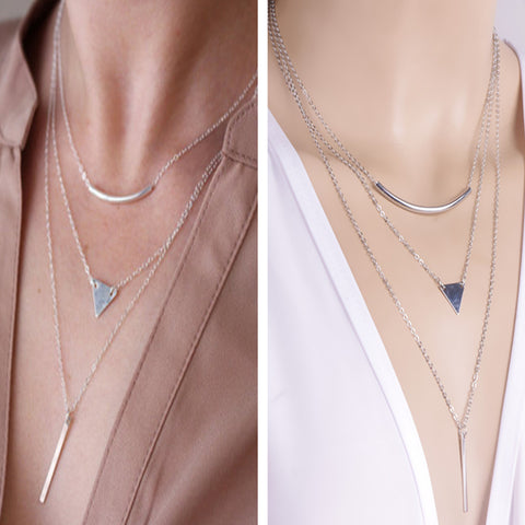 3 Piece Necklace