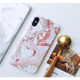 Premium Marble iPhone Case