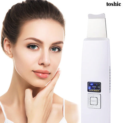 Exfoliating Ultrasonic Skin Scraper