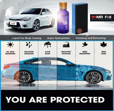 Ceramic Glass Coating All Now Trendy