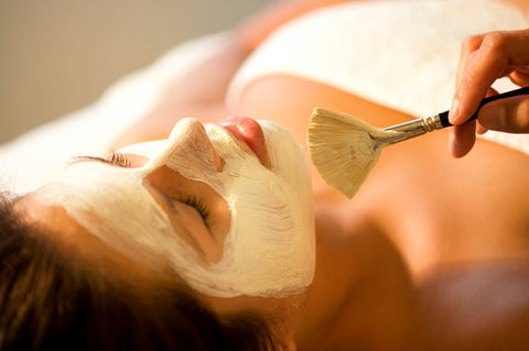 Spring Organic Facial Package