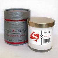 Pisces Jewelry Aphrodisiac Candle