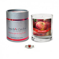 Aphrodisiac Candle Apple Harvest Jewelry Aphrodisiac Candle