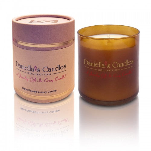 Mood Enhance Jewelry Aphrodisiac Candle