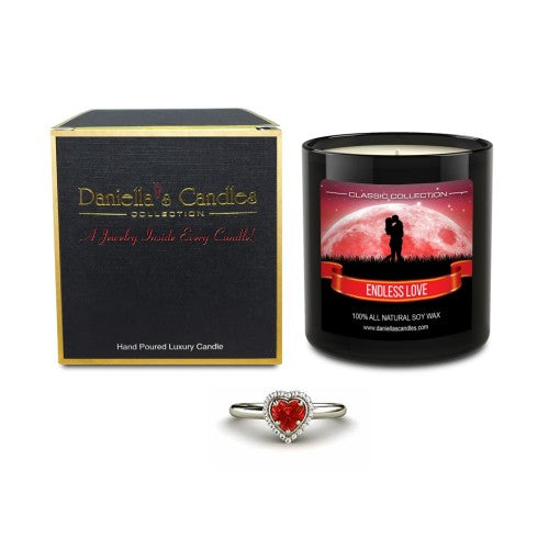 Endless Love Jewelry Aphrodisiac Candle