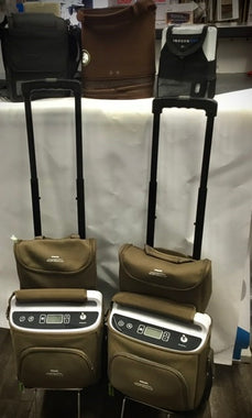 Portable oxygen concentrators rentals back in stock!!